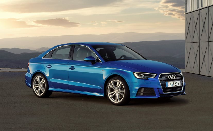 Audi Launch the 2017 A3 price start at 30.5 lakh in India – Engines